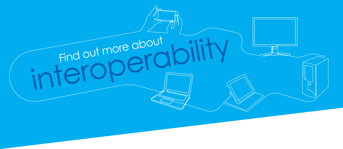 Read about...Interoperability