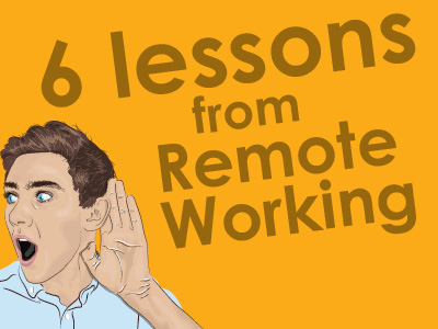 6 Lessons your finance team can learn from remote working