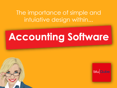 Accounting Software: The importance of simple design